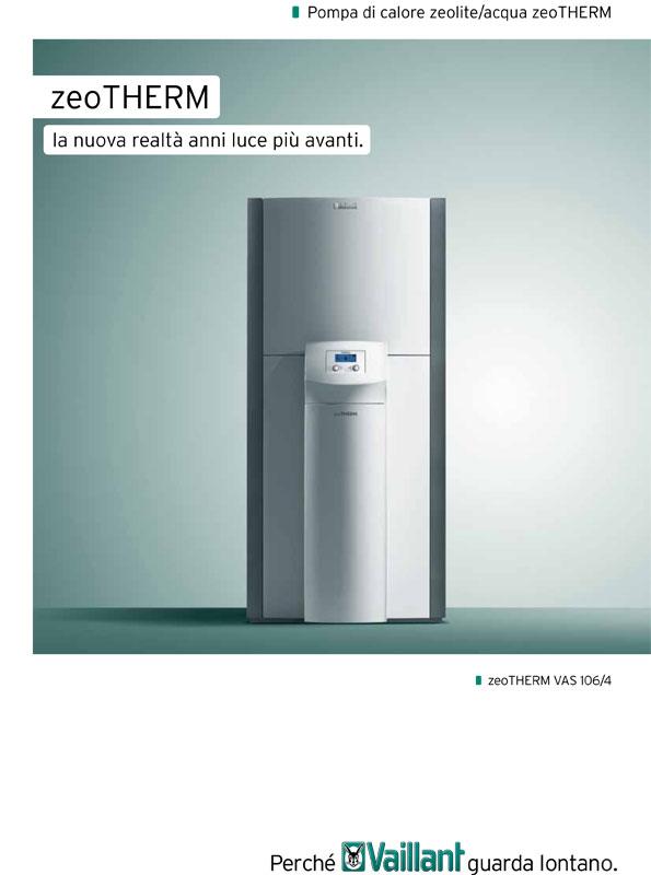 Nuova Energia Srl - Pompe di calore